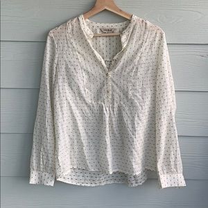 Lucky Brand blouse | size S